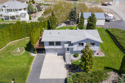 East Wenatchee, Rock Island, Orondo Single Family Home For Sale: 3110 Vine St