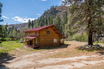 Entiat Single Family Home For Sale: 12325 Entiat River Rd