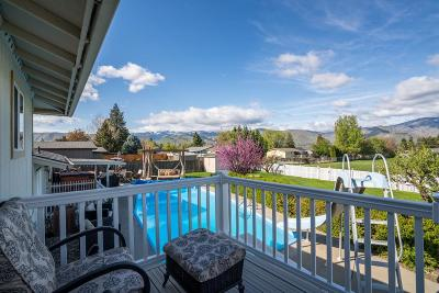 East Wenatchee, Rock Island, Orondo Single Family Home For Sale: 1354 Terrace Ct