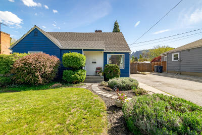 Wenatchee, Malaga Single Family Home For Sale: 1025 Tyler St