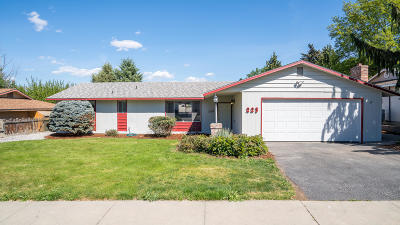 Wenatchee, Malaga Single Family Home For Sale: 223 Pear Ln