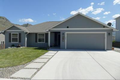 Chelan Single Family Home For Sale: 460 Whisper Pl