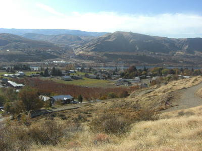 East Wenatchee Residential Lots & Land For Sale: Nna South Nile Ave