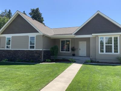 Wenatchee, Malaga Single Family Home For Sale: 1209 Washington St