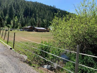 Leavenworth Residential Lots & Land For Sale: 11265 Eagle Creek Rd