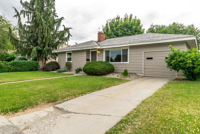 Wenatchee Single Family Home For Sale: 32 N Harrison St