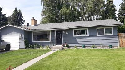 East Wenatchee Single Family Home For Sale: 2030 N Ashland Ave
