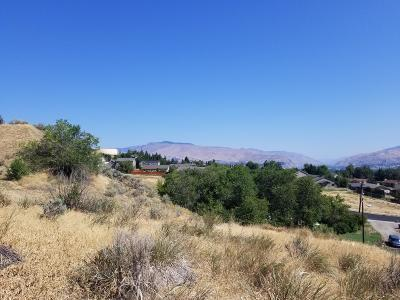 Wenatchee Residential Lots & Land For Sale: 1900 Cumbo Ct