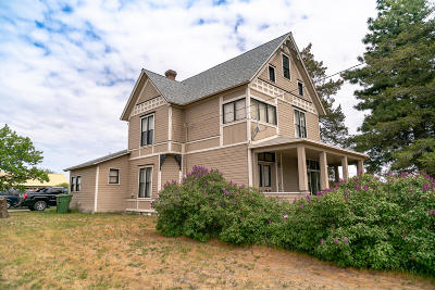 Homes for Sale in Waterville, WA