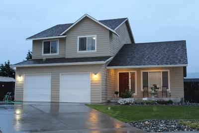 East Wenatchee, Rock Island, Orondo Single Family Home For Sale: 245 Derby Ct