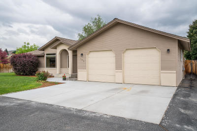 East Wenatchee, Rock Island, Orondo Single Family Home For Sale: 405 River Valley Vw