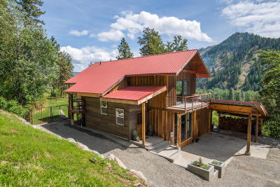 Chelan County, Douglas County Single Family Home For Sale: 6320 Campbell Rd