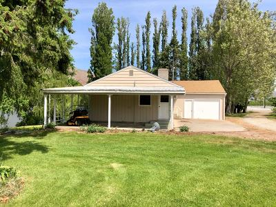 East Wenatchee, Rock Island, Orondo Single Family Home For Sale: 21325 Us-97