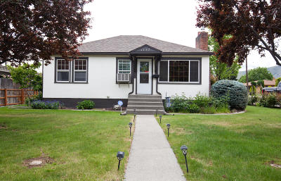 Wenatchee, Malaga Single Family Home For Sale: 1137 9th St