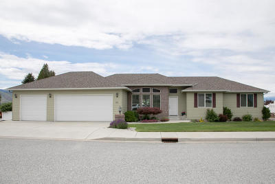 East Wenatchee Single Family Home For Sale: 58 Springhill Dr