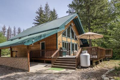 Leavenworth Single Family Home For Sale: 16071 River Rd
