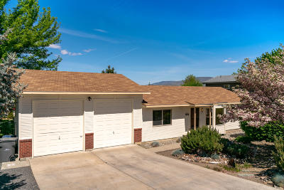 Wenatchee, Malaga Single Family Home For Sale: 515 Cedar Wood Ln
