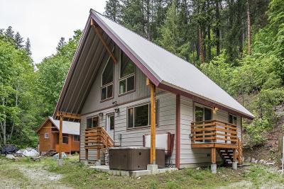 Leavenworth Single Family Home For Sale: 23316 Lake Wenatchee Hwy
