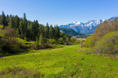 Leavenworth Residential Lots & Land For Sale: Nna Fox Rd