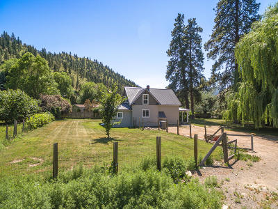 Cashmere WA Single Family Home For Sale: $395,000