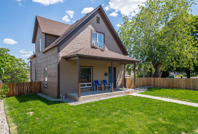 Wenatchee Single Family Home For Sale: 115 N Buchanan Ave