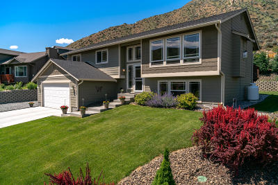 Wenatchee Single Family Home For Sale: 2149 Citation Loop