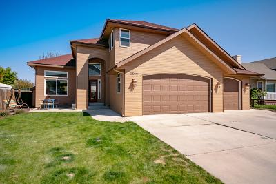 East Wenatchee, Rock Island, Orondo Single Family Home For Sale: 2500 Hamilton Ct