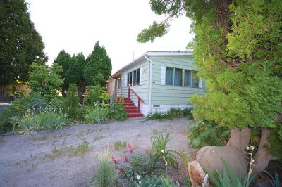 East Wenatchee Manufactured Home For Sale: 357 N Georgia Ave