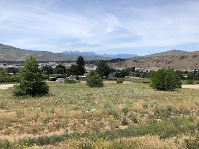 East Wenatchee Residential Lots & Land For Sale: 3 Holcomb Dr