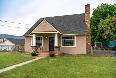 East Wenatchee Single Family Home For Sale: 1122 N Devon Ave