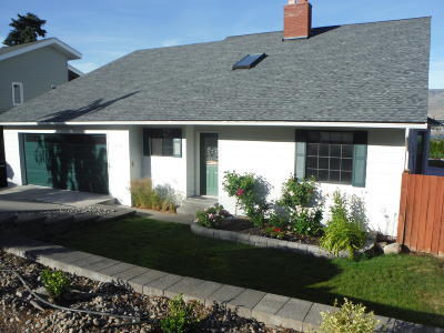 Wenatchee Single Family Home For Sale: 1610 Horse Lake Rd