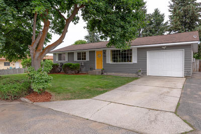East Wenatchee Single Family Home For Sale: 1105 Carolyn St