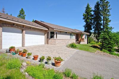 Wenatchee Single Family Home For Sale: 6408 Forest Ridge Dr