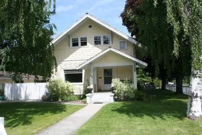 Wenatchee, Malaga Single Family Home For Sale: 902 Washington St