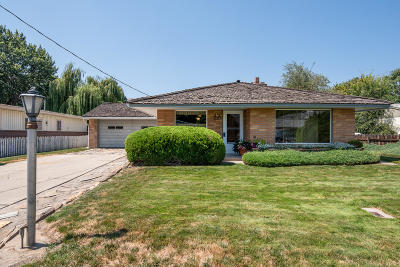 Wenatchee, Malaga Single Family Home For Sale: 1716 N Stella Ave