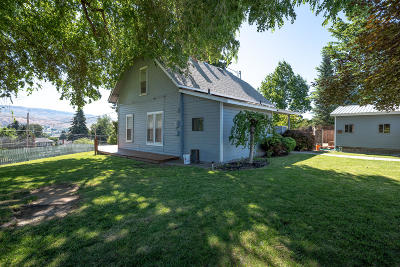 Wenatchee, Malaga Single Family Home For Sale: 281 Easy St