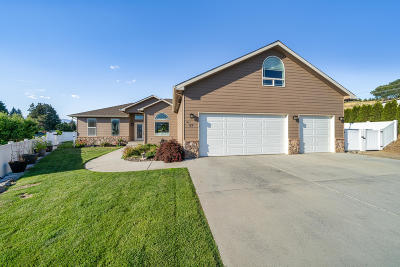 East Wenatchee, Rock Island, Orondo Single Family Home Active - Contingent: 87 Springhill Dr