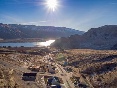 Entiat Single Family Home For Sale: 9959 Griffith Pl #Lot 35
