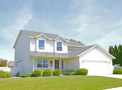 Single Family Home For Sale: 2355 Prairie Dr