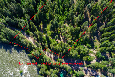 Residential Lots & Land For Sale: Nna Canal Rd - Lot A