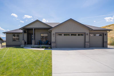 Wenatchee Single Family Home For Sale: 75 Sunny Meadows Loop