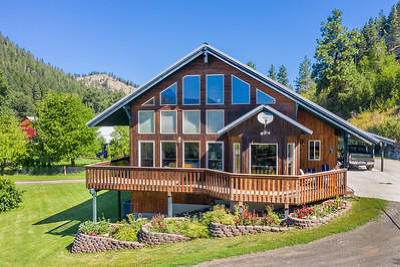 Leavenworth Single Family Home For Sale: 10747 Chumstick Hwy