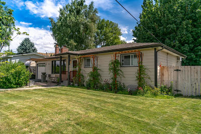 East Wenatchee, Rock Island, Orondo Single Family Home For Sale: 787 N Jerome Ln