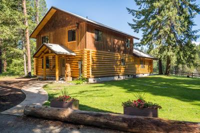 Leavenworth Single Family Home For Sale: 12272 Bretz Rd