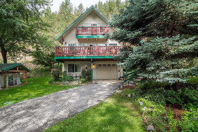 Leavenworth Single Family Home For Sale: 8746 Icicle Rd