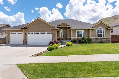 Wenatchee, Malaga Single Family Home For Sale: 2107 Sage Grouse Rd