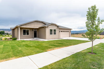 Wenatchee Single Family Home For Sale: 57 Starlight Ave