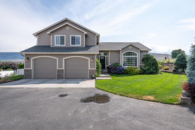 East Wenatchee, Rock Island, Orondo Single Family Home For Sale: 538 S Lyle Ave