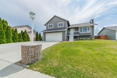 East Wenatchee, Rock Island, Orondo Single Family Home For Sale: 2371 Fancher Field Rd