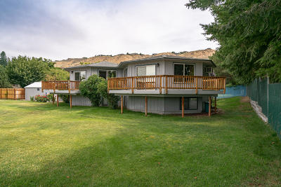 East Wenatchee Multi Family Home For Sale: 200/202 Stull Ct